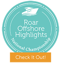 Home of the roar offshore
